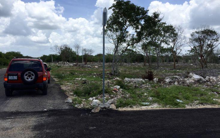 Foto de terreno habitacional en venta en, temozon norte, mérida, yucatán, 2042461 no 02