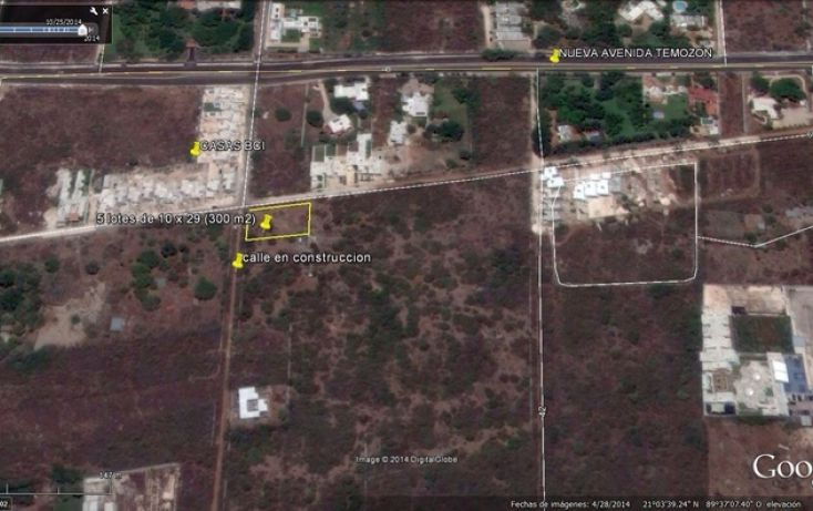 Foto de terreno habitacional en venta en, temozon norte, mérida, yucatán, 2042461 no 06