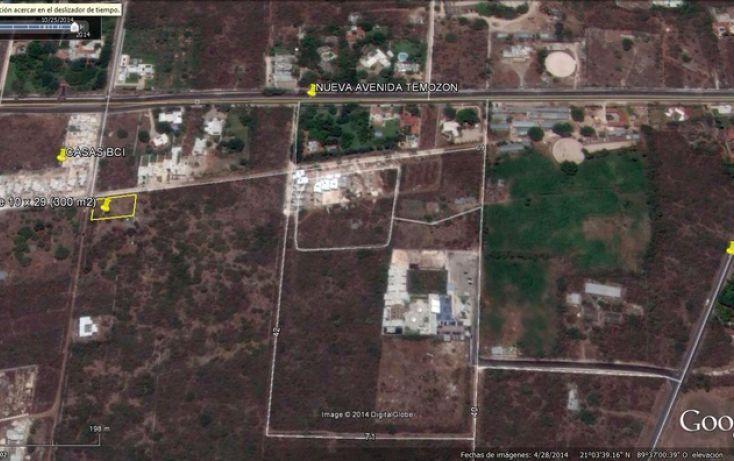 Foto de terreno habitacional en venta en, temozon norte, mérida, yucatán, 2042461 no 07