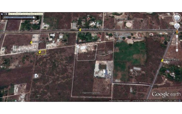 Foto de terreno habitacional en venta en  , temozon norte, m?rida, yucat?n, 2042461 No. 07