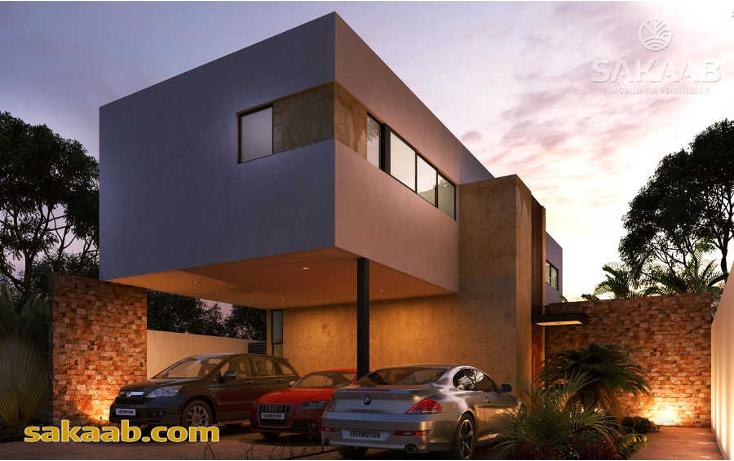 Foto de casa en venta en  , temozon norte, mérida, yucatán, 2044222 No. 01