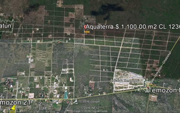 Foto de terreno habitacional en venta en  , temozon norte, mérida, yucatán, 2623950 No. 01