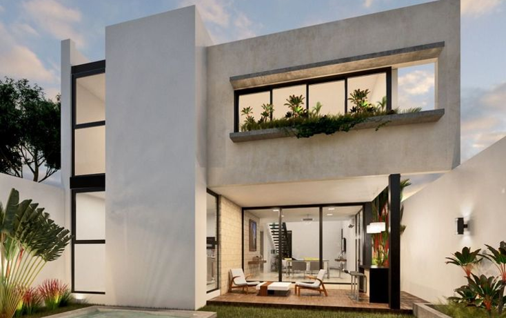 Foto de casa en venta en  , temozon norte, mérida, yucatán, 2625308 No. 02