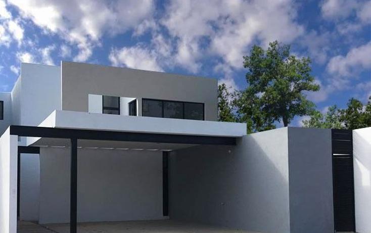 Foto de casa en venta en  , temozon norte, mérida, yucatán, 2628164 No. 01