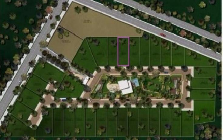 Foto de terreno habitacional en venta en  , temozon norte, mérida, yucatán, 2644431 No. 04