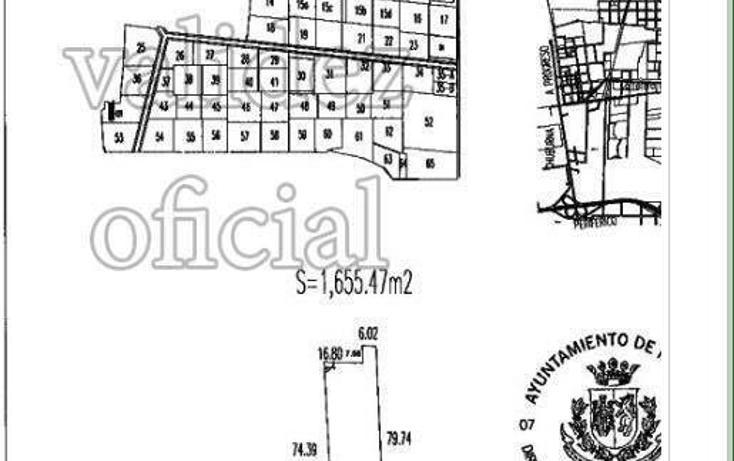 Foto de terreno habitacional en venta en  , temozon norte, mérida, yucatán, 2644761 No. 02