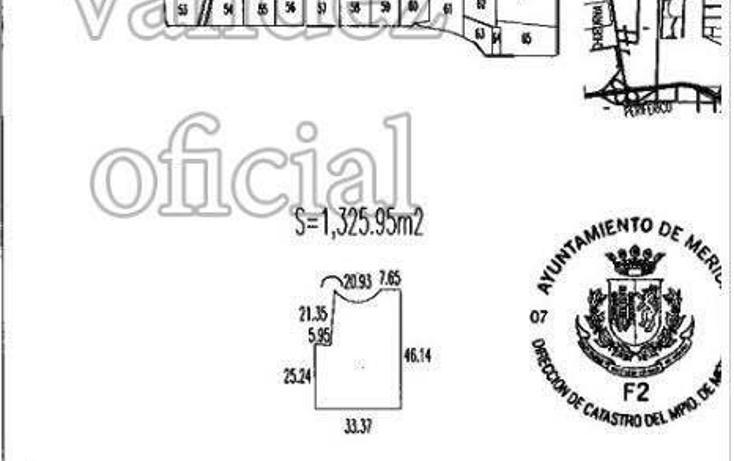 Foto de terreno habitacional en venta en  , temozon norte, mérida, yucatán, 2644761 No. 05
