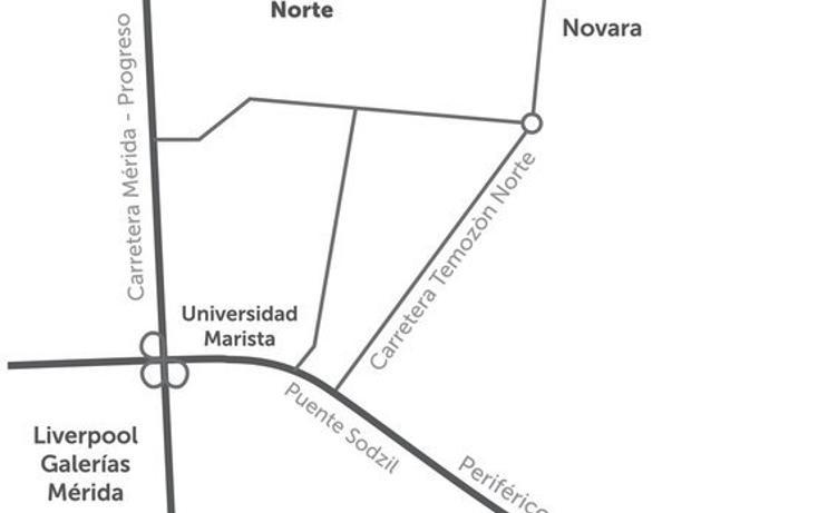Foto de terreno habitacional en venta en  , temozon norte, mérida, yucatán, 2729197 No. 08