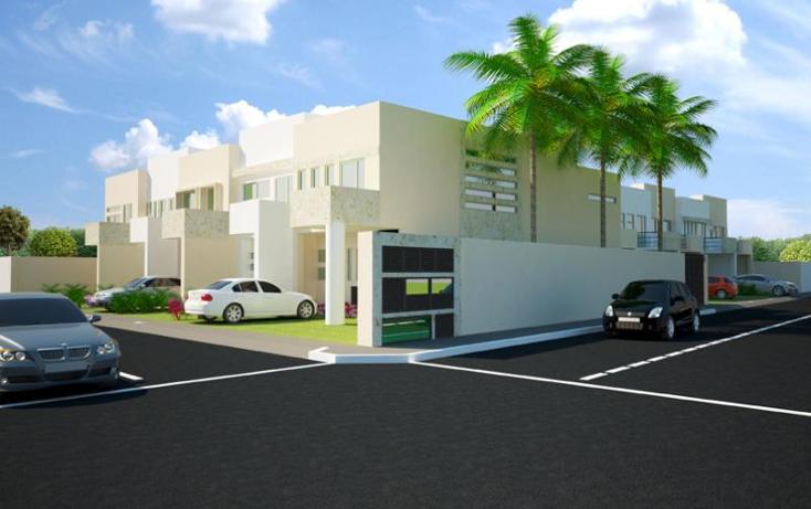 Foto de casa en venta en  , temozon norte, m?rida, yucat?n, 371007 No. 01