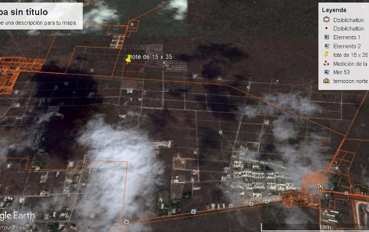 Foto de terreno habitacional en venta en  , temozon norte, mérida, yucatán, 3957144 No. 01