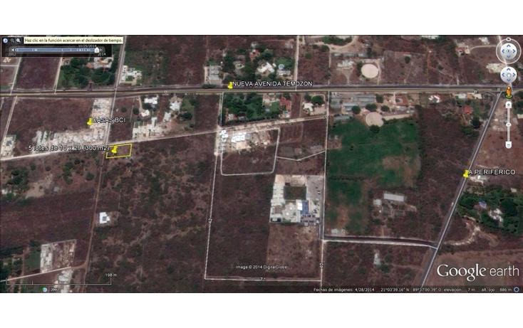 Foto de terreno habitacional en venta en  , temozon norte, mérida, yucatán, 613536 No. 07