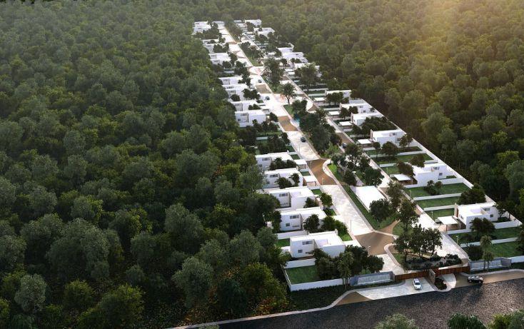 Foto de terreno habitacional en venta en, temozon norte, mérida, yucatán, 939457 no 01