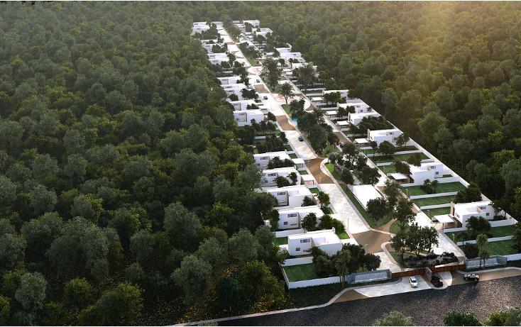 Foto de terreno habitacional en venta en  , temozon norte, mérida, yucatán, 939457 No. 01