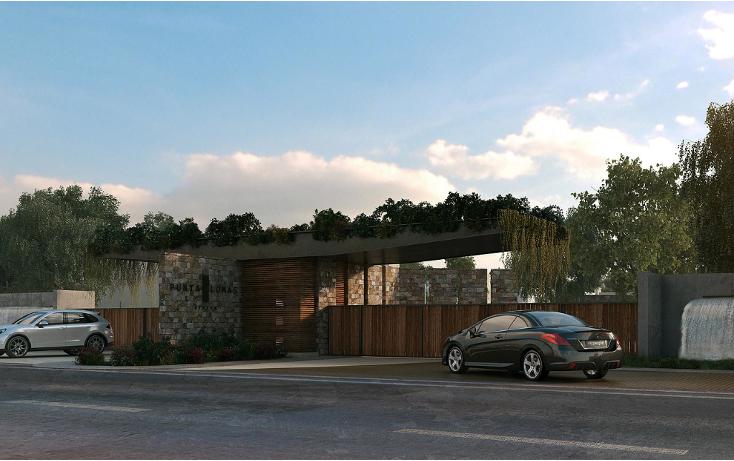 Foto de terreno habitacional en venta en  , temozon norte, mérida, yucatán, 939457 No. 02