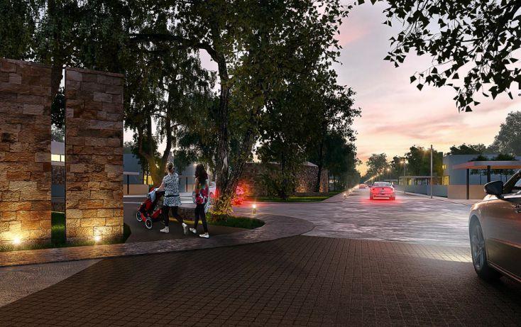 Foto de terreno habitacional en venta en, temozon norte, mérida, yucatán, 939457 no 03