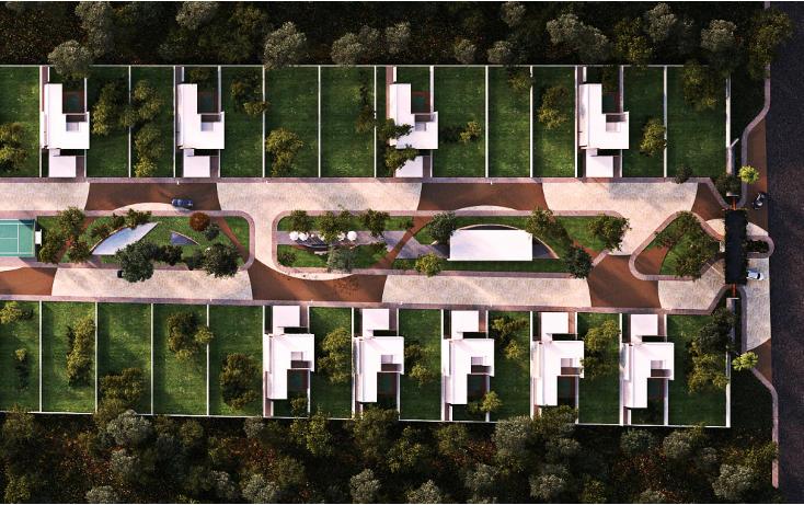Foto de terreno habitacional en venta en  , temozon norte, mérida, yucatán, 939457 No. 08