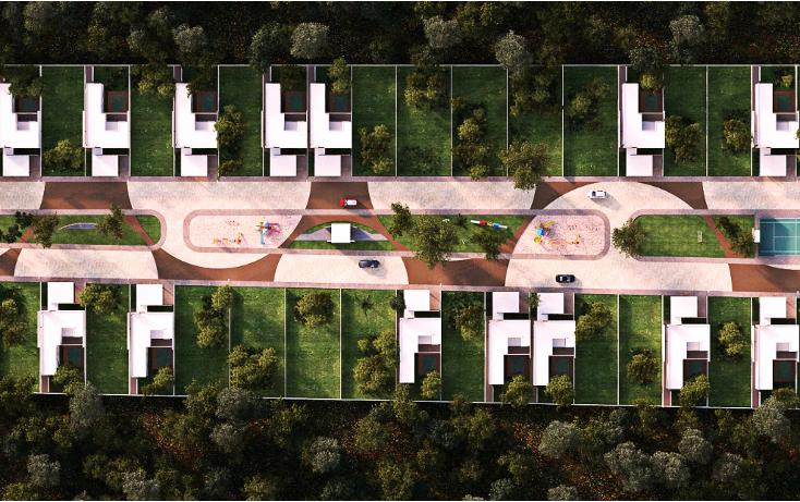 Foto de terreno habitacional en venta en  , temozon norte, mérida, yucatán, 939457 No. 09