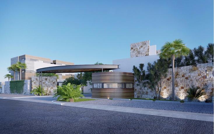 Foto de casa en condominio en venta en  , temozon norte, m?rida, yucat?n, 940101 No. 01