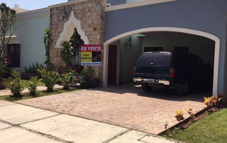 Foto de casa en venta en  , temozon norte, m?rida, yucat?n, 941935 No. 01