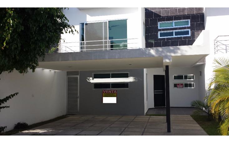 Foto de casa en venta en  , temozon norte, mérida, yucatán, 943205 No. 01