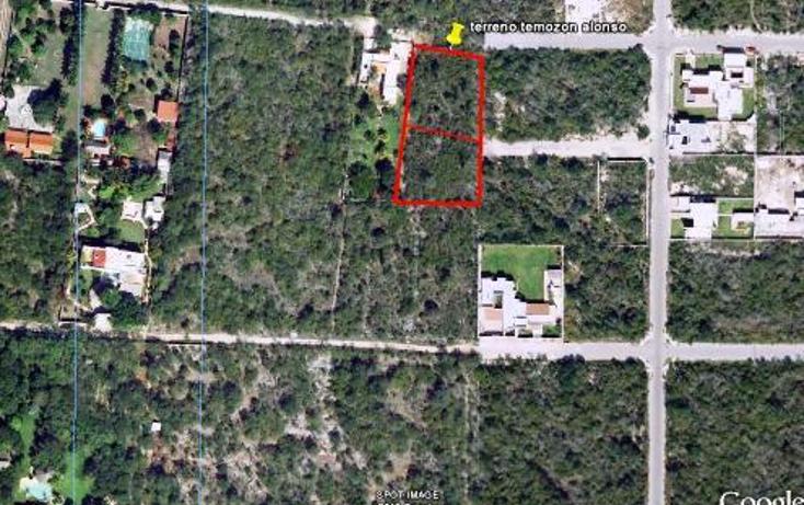 Foto de terreno habitacional en venta en  , temozon norte, mérida, yucatán, 947159 No. 02