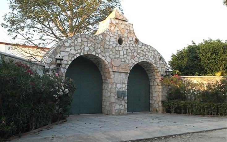 Foto de casa en venta en  , temozon norte, mérida, yucatán, 947161 No. 01