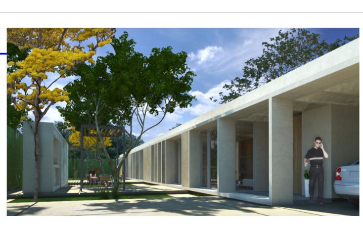 Foto de casa en venta en  , temozon norte, m?rida, yucat?n, 947451 No. 02