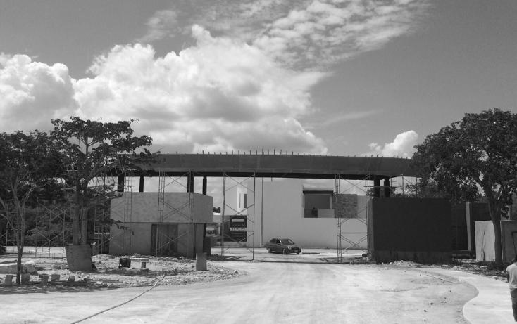 Foto de terreno habitacional en venta en  , temozon norte, mérida, yucatán, 948083 No. 02