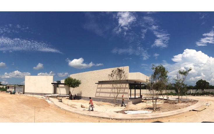Foto de terreno habitacional en venta en  , temozon norte, mérida, yucatán, 948083 No. 04