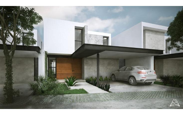 Foto de casa en venta en  , temozon norte, mérida, yucatán, 949197 No. 01