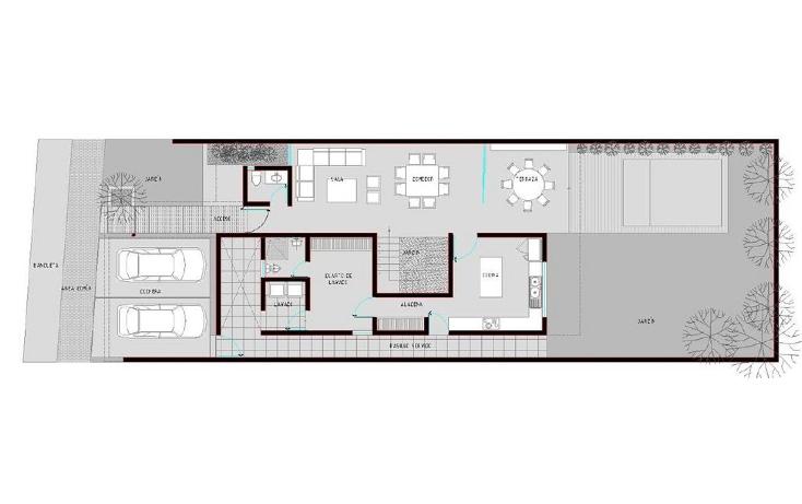 Foto de casa en venta en  , temozon norte, m?rida, yucat?n, 949197 No. 05