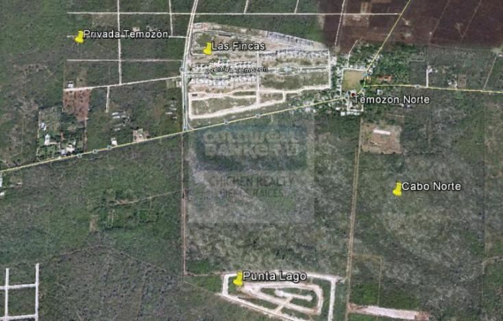 Foto de terreno habitacional en venta en  , temozon norte, mérida, yucatán, 1754750 No. 02