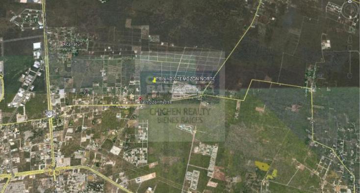 Foto de terreno habitacional en venta en  , temozon norte, mérida, yucatán, 1754750 No. 03