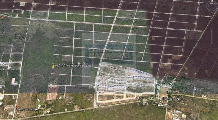 Foto de terreno habitacional en venta en  , temozon norte, mérida, yucatán, 1754750 No. 04