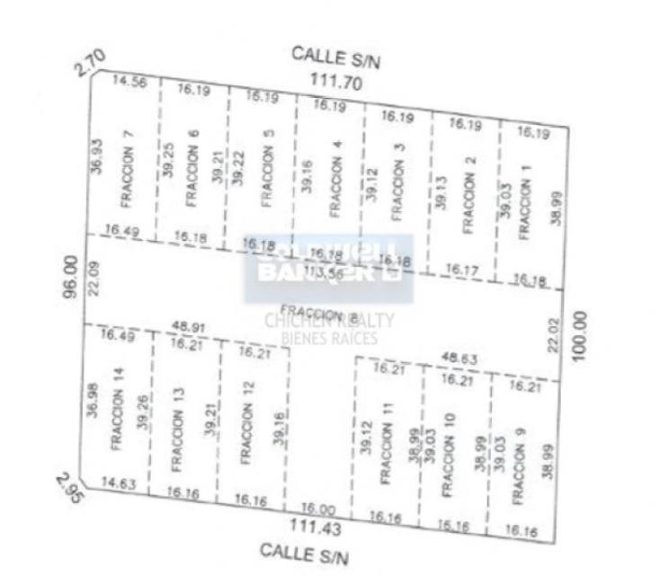 Foto de terreno habitacional en venta en  , temozon norte, mérida, yucatán, 1754750 No. 06