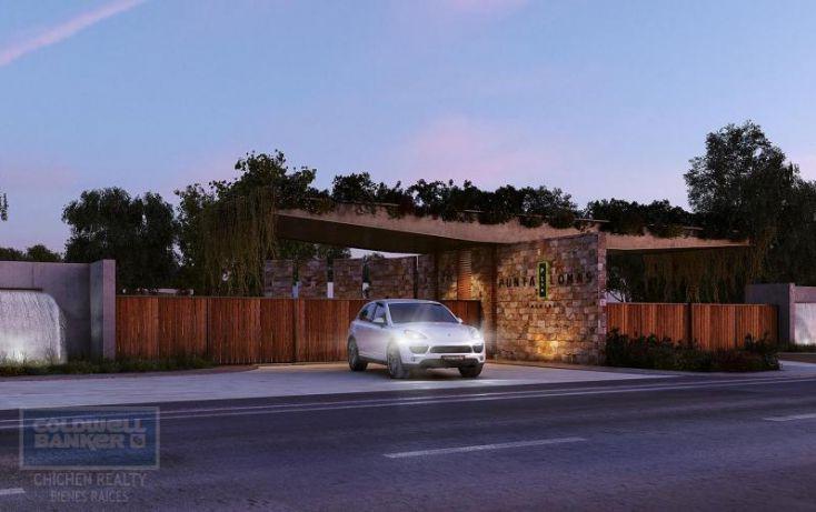 Foto de terreno habitacional en venta en temozon norte, temozon norte, mérida, yucatán, 1755467 no 02