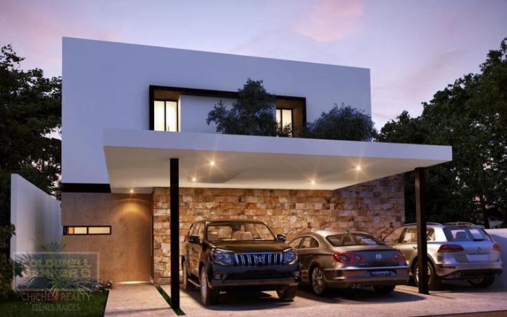 Foto de casa en condominio en venta en temozón norte , temozon norte, mérida, yucatán, 1755495 No. 01
