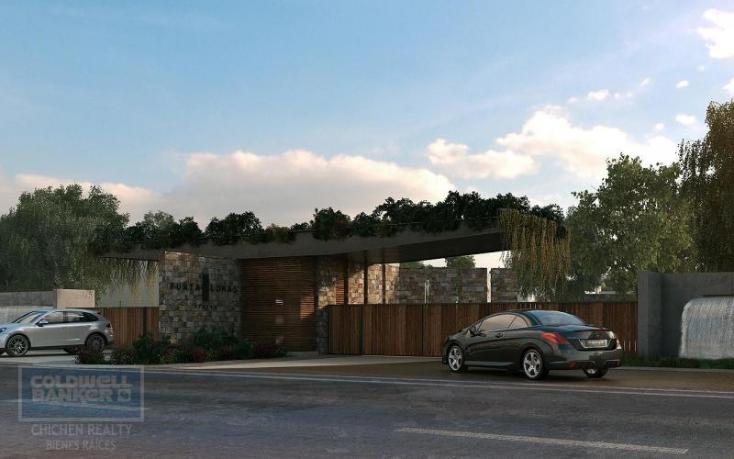 Foto de casa en condominio en venta en temozón norte , temozon norte, mérida, yucatán, 1755495 No. 05
