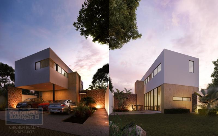 Foto de casa en condominio en venta en  , temozon norte, mérida, yucatán, 1755499 No. 01