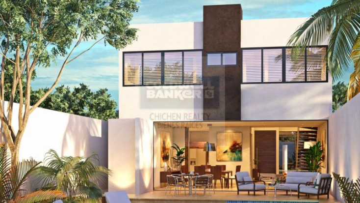 Foto de casa en venta en  , temozon norte, mérida, yucatán, 1754532 No. 03