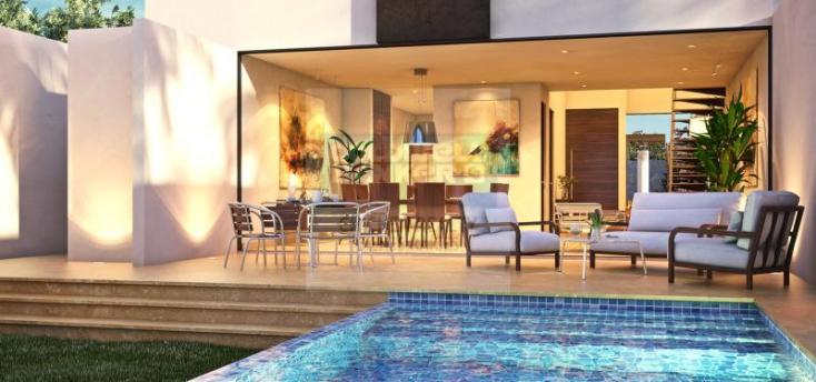 Foto de casa en venta en  , temozon norte, mérida, yucatán, 1754532 No. 04