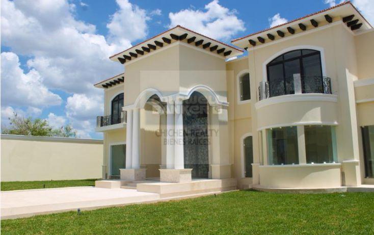 Foto de casa en venta en temozon, temozon norte, mérida, yucatán, 1754628 no 01