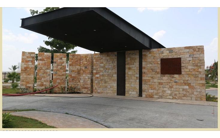 Foto de casa en venta en  , temozon, temoz?n, yucat?n, 1039129 No. 03