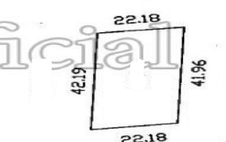 Foto de terreno habitacional en venta en  , temozon, temozón, yucatán, 1069139 No. 01