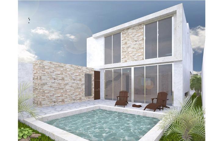 Foto de casa en venta en  , temozon, temozón, yucatán, 1070763 No. 02