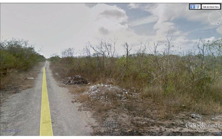 Foto de terreno comercial en venta en  , temozon, temozón, yucatán, 1114619 No. 04