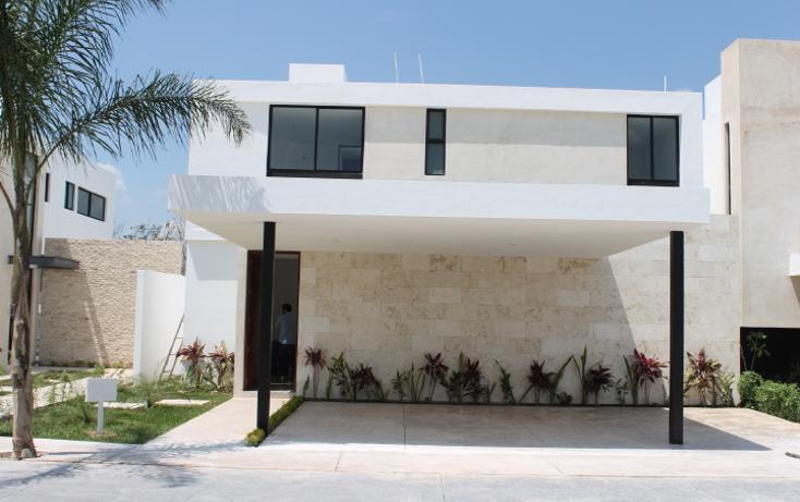 Foto de casa en venta en  , temozon, temozón, yucatán, 1117433 No. 01