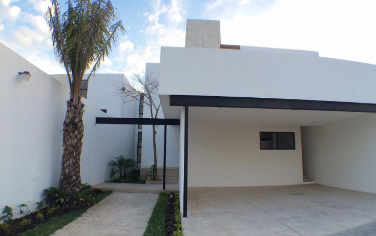Foto de casa en venta en  , temozon, temoz?n, yucat?n, 1127225 No. 01