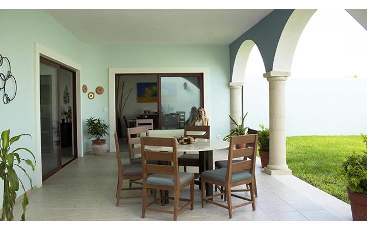 Foto de casa en venta en  , temozon, temozón, yucatán, 1279915 No. 09