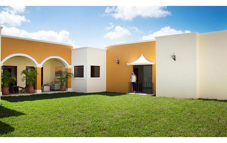 Foto de casa en venta en  , temozon, temoz?n, yucat?n, 1287047 No. 02